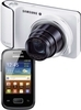 Bundle Samsung Galaxy Camera GC100 + S5230 Galaxy Pocket