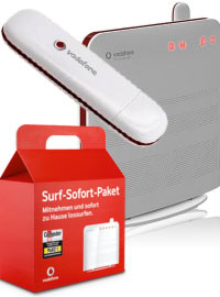 Vodafone Surf-Sofort-Paket UMTS only